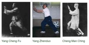 Yang Stances